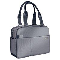 """Dámská taška na notebook Leitz Complete, 13.3"""", stříbrná"""