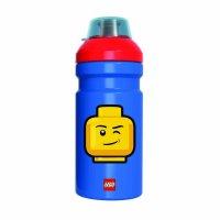 LEGO ICONIC Classic láhev na pití - červená/modrá