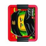 LEGO Ninjago Classic box na svačinu - červená