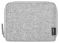 peněženka RFIDsafe LX150 Tweed Grey