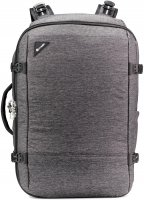 batoh VIBE 40L CARRY-ON BACKPACK granite melange