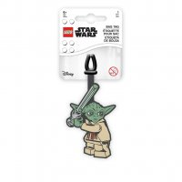 LEGO Star Wars Jmenovka na zavazadlo - Yoda