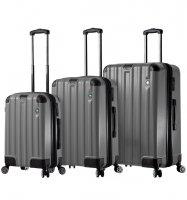 Sada cestovních kufrů MIA TORO M1300/3 - charcoal