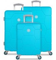 Sada cestovních kufrů SUITSUIT® TR-1250/3 ABS…