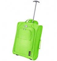Kabinové zavazadlo CITIES T-830/1-55 - zelená