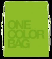 Studentský vak One Colour zelený
