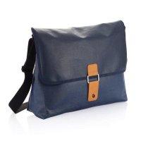 Unisex taška přes rameno Pure, XD Design, modrá