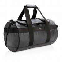 Chytrá cestovní taška do ruky, přes rameno i na…