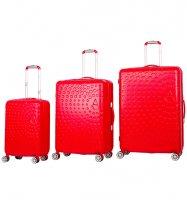 Sada cestovních kufrů AEROLITE T-565/3 ABS -…