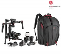 Manfrotto Pro Light Cinematic camcorder backpack B