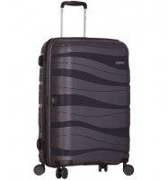 Cestovní kufr SIROCCO T-1233/3-M PC - šedá