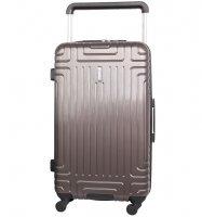 Cestovní kufr AEROLITE T-2821/3-L ABS - charcoal