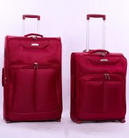 Sada cestovních kufrů AEROLITE T-9985/2 - vínová